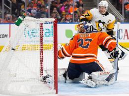 Crosby bricht den Tor-Bann - Draisaitl trifft doppelt