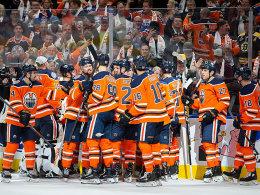 Rieder assistiert bei Oilers-Sieg über den Champion