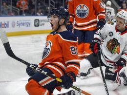 Assist von Draisaitl - Montreal knackt NHL-Rekord