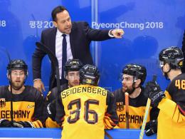 NHL statt DEB: Sturm nicht mehr Bundestrainer