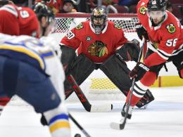 Crawford und viel Glück bremsen Chicagos freien Fall