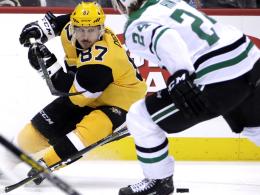 Crosby-Comeback lässt Pittsburgh wieder siegen