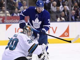 Torontos Matthews gibt furioses Comeback
