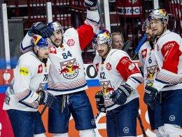 CHL-Halbfinale: München schreibt Eishockey-Geschichte