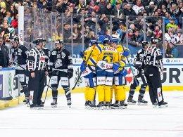 Ice Tigers verpassen Auftaktsieg beim Spengler Cup