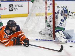 Edmonton verliert trotz Draisaitl-Tor