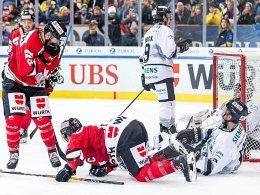 Team Canada lässt Nürnberg keine Chance