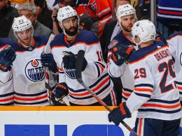 Draisaitl und die Oilers stoppen Niederlagenserie