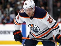 0:4-Pleite für Edmonton und Draisaitl