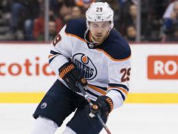 Draisaitl setzt den Schlusspunkt bei Oilers-Sieg