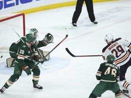 Draisaitl und die Oilers stoppen den freien Fall