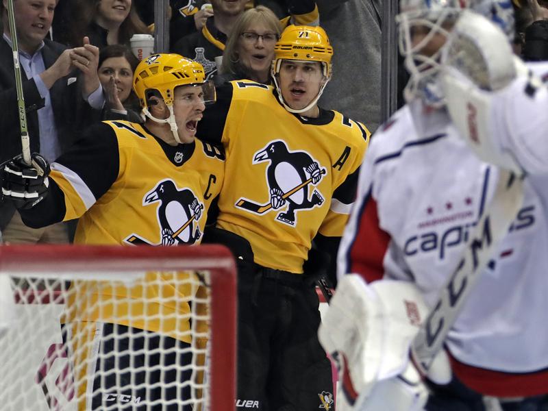 Sidney Crosby & Evgeni Malkin