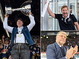 Wieder München? Die Meistertipps der DEL-Klubs