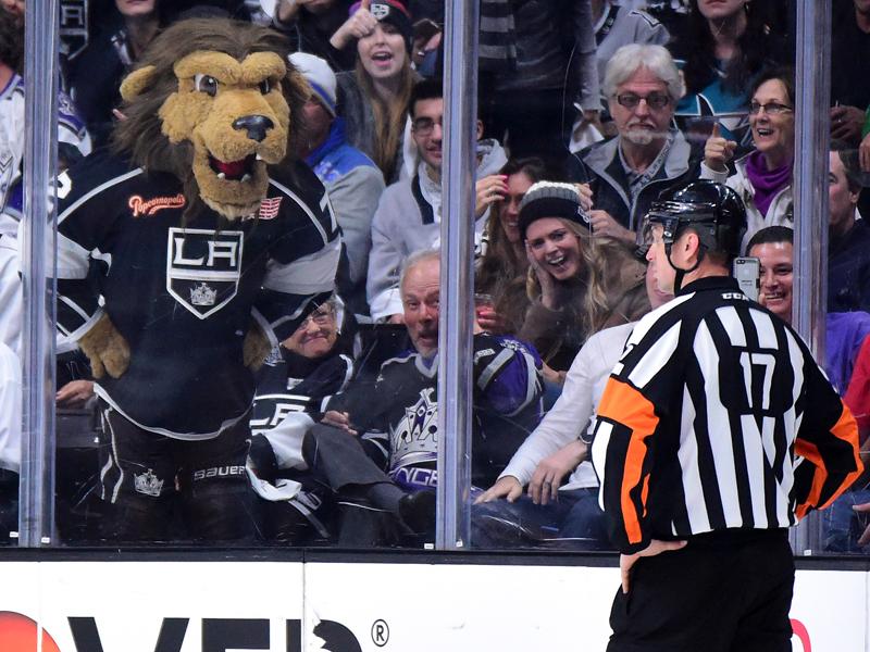 Haarig, zottelig, schrill: Die 30 NHL-Maskottchen