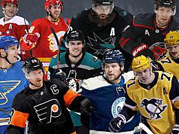 Die dritten Trikots in der NHL