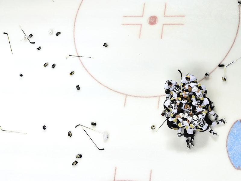 Stanley Cup Nummer vier: Pittsburgh triumphiert