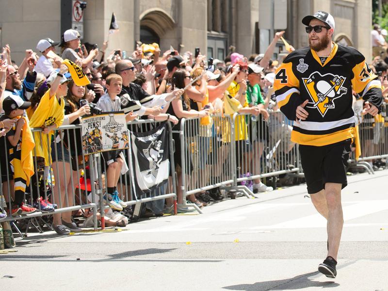 Pittsburgh feiert seine Helden