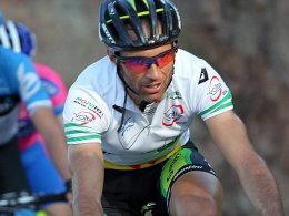 Auf dem Weg zum Gesamtsieg der Katalonien-Rundfahrt: Michael Albasini.