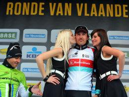 Peter Sagan und Fabian Cancellara