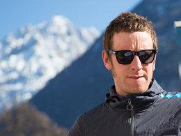 """""""Ich hoffe, beim Giro geht's um den Sport"""": Bradley Wiggins möchte sich ganz aufs Radfahren konzentrieren."""