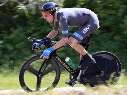 Den Giro brach er ab, die Tour sagte er ab: Sir Bradley Wiggins.