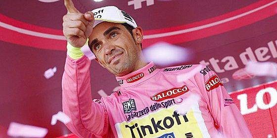 Nimmt Kurs auf den Gesamtsieg beim Giro: Alberto Contador.