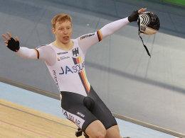 Er fuhr eine furiose WM: Joachim Eilers.