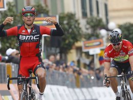 Greg van Avermaet und Peter Sagan