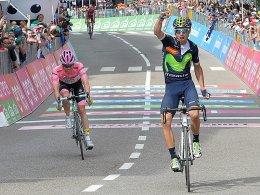 Steven Kruijswijk und Alejandro Valverde