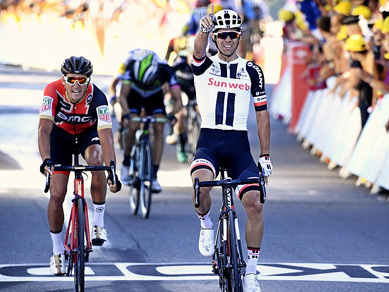 Tour de France: Froome nimmt erste Alpen-Hürden locker