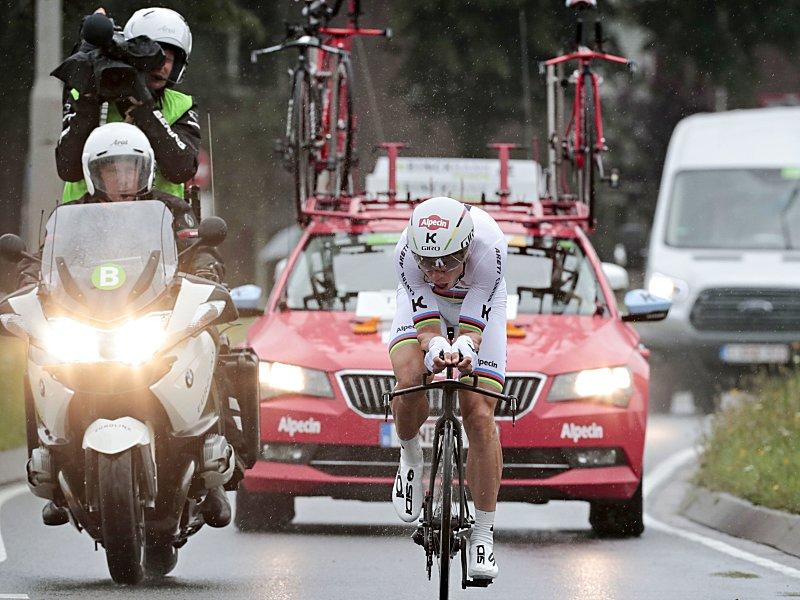 Weltmeister Sagan feiert zweiten Sieg bei BinckBank-Tour