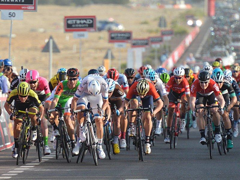 Kittel und Greipel sprinten bei Abu Dhabi Tour hinterher ...