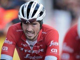 Degenkolb sagt Start bei Mailand-Sanremo ab