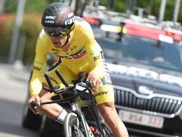 Porte gewinnt Tour de Suisse