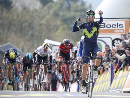 König von Huy: Valverde gewinnt Flèche Wallone
