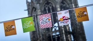Die 102. Tour de France