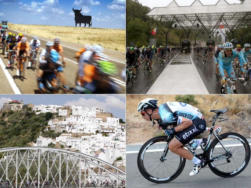 Nach dem Giro d'Italia und der Tour de France findet derzeit in Spanien die letzte große Rundfahrt im Radsportkalender statt. Ohne Vorjahressieger Alberto Contador ist die 68. Vuelta offen wie selten. Bis ins Ziel müssen die Fahrer elf Bergprüfungen und insgesamt 3.319 Kilometer hinter sich bringen.
