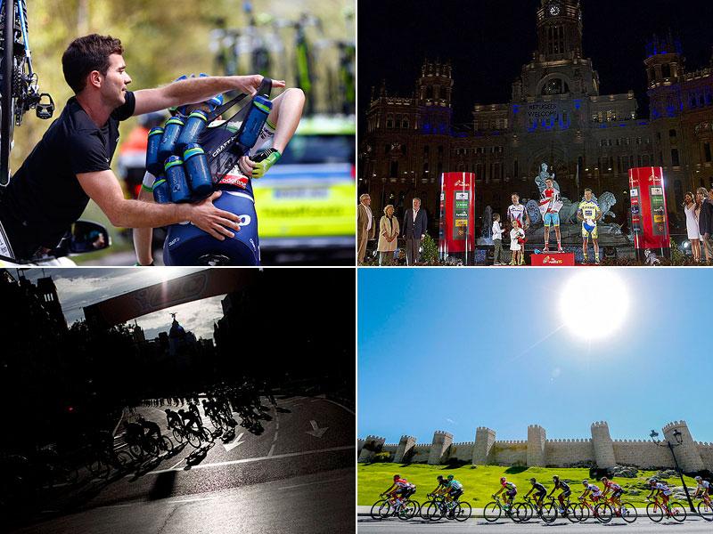 Die 70. Vuelta ist zu Ende und war wie immer eine Veranstaltung der Extreme. Vor allem die Hitze hielt die Fahrer und Helfer in Atem. Aber auch Steigungen von über 20 Prozent forderten das Peloton. Und so schrieb die Rundfahrt viele kleine Geschichten, ehe ein glücklicher Sieger in Madrid auf dem Podest stand.