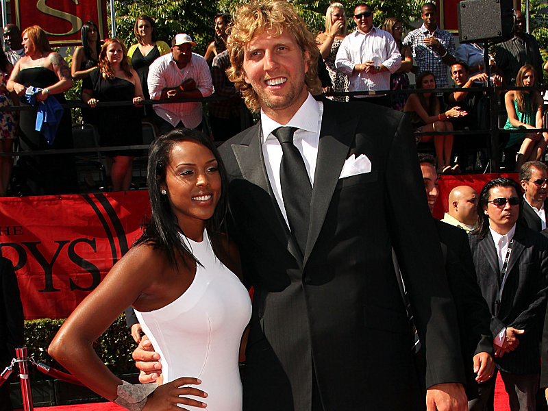 Dirk Nowitzki Wife Pics Rate Dirk Nowitzki 39 s Wife