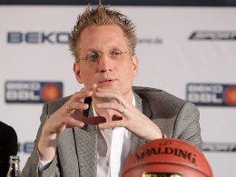 BBL-Geschäftsführer Jan Pommer