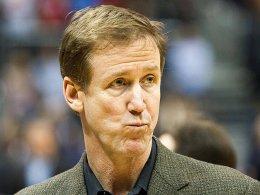 War schon Chefcoach in Atlanta und Milwaukee, nun ist er für die Portland Trail Blazers verantwortlich: Terry Stotts.