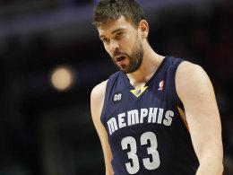 Mavs-Pleite in Indiana - Grizzlies entzaubern die Knicks