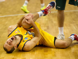 Alba verliert und bangt um Avdalovic