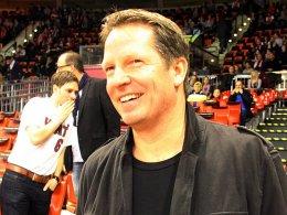 Besucht die deutschen USA-Legionäre: Bundestrainer Frank Menz.