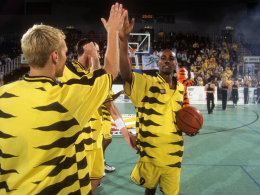 Lang, lang ist's her: Vor elf Jahren spielte zuletzt mit den BCJ Tigers ein Hamburger Basketballteam in der BBL.