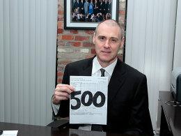 Jubiläum für den Meistercoach von 2011: Rick Carlisle feierte am Mittwoch seinen 500. Sieg.