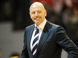 Berlins Coach Sasa Obradovic