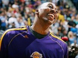 Orlando, L.A., Houston - Dwight Howards Reise auf der Jagd nach einem NBA-Titel geht weiter.