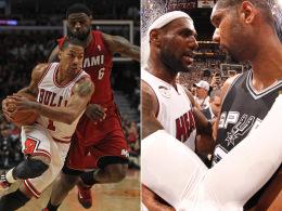Wer trifft wann auf wen? Der neue NBA-Spielplan verrät's.