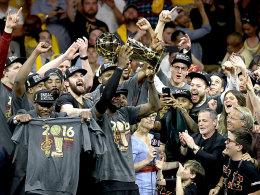 Die NBA-Meister seit 1947